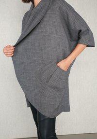 jeeij - Summer jacket - grey meliert - 5