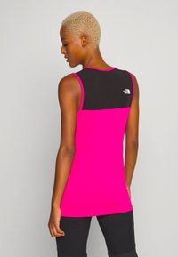The North Face - WOMENS ACTIVE TRAIL TANK - Sports shirt - mr. pink - 2