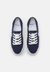 Pepe Jeans - ABERLADY LACE - Trainers - navy - 5