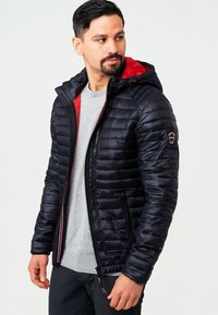 INDICODE JEANS - AGUILLAR - Winter jacket - black - 3