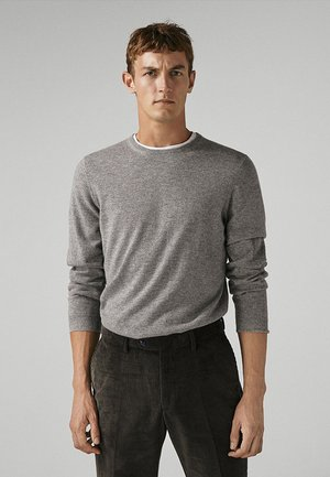 CAMPAIGN COLLECTION - Jumper - grey