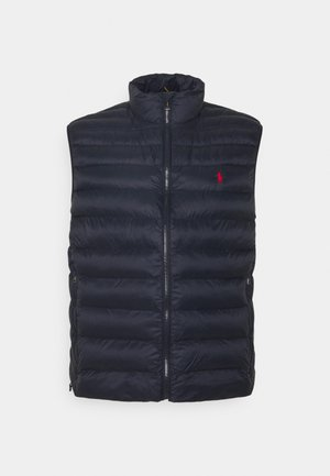 RECYCLED TERRA  - Waistcoat - collection navy