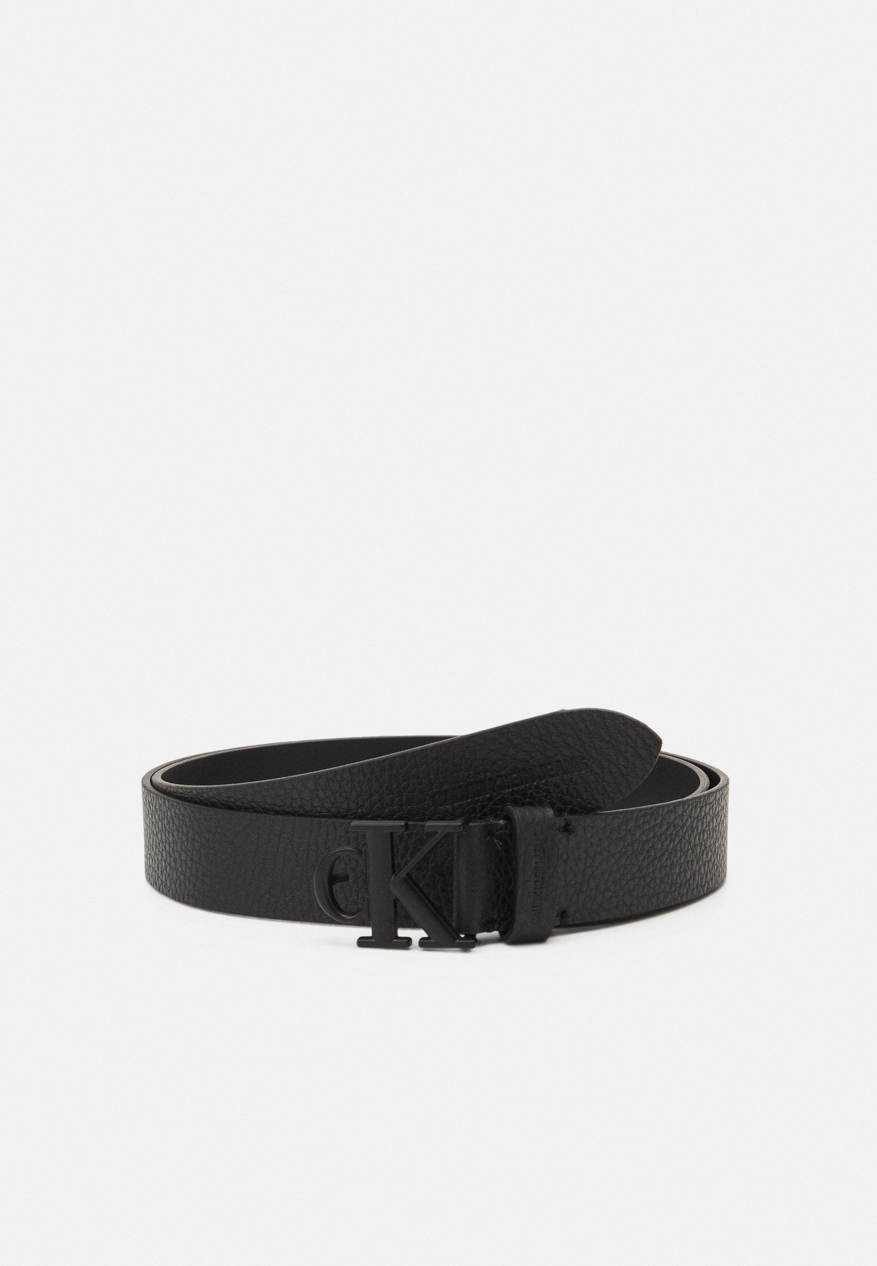 Mujer PLUS MONO ROUND BUCKLE - Cinturón