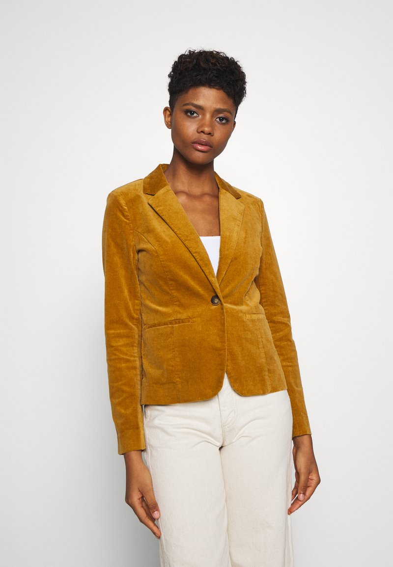 JDY - JDYERA LIFE - Blazer - golden brown