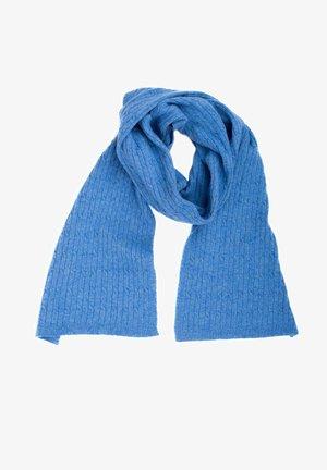 Scarf - azzurro