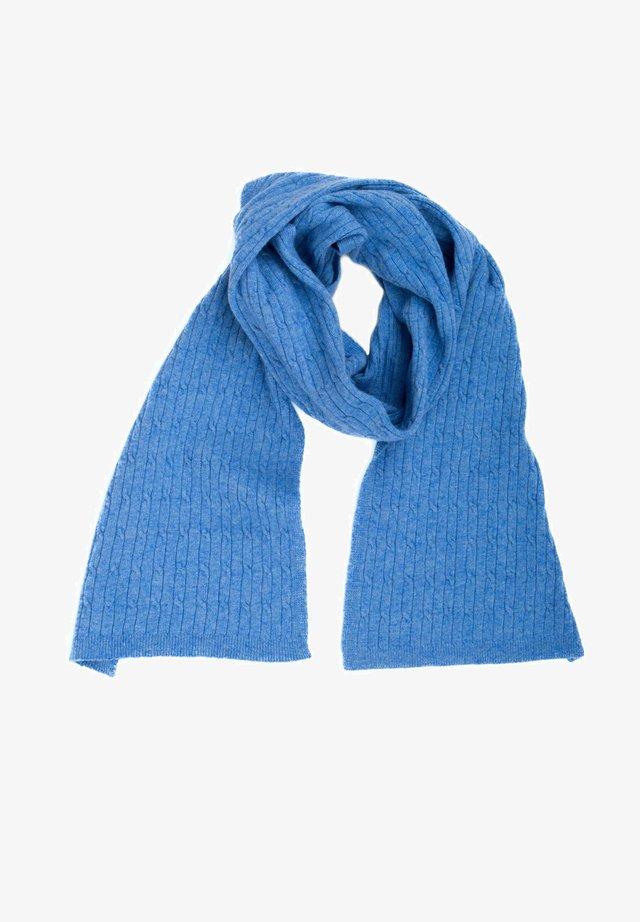 Sciarpa - azzurro