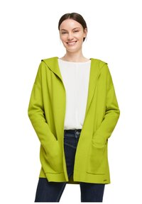 comma casual identity - Cardigan - lime - 0