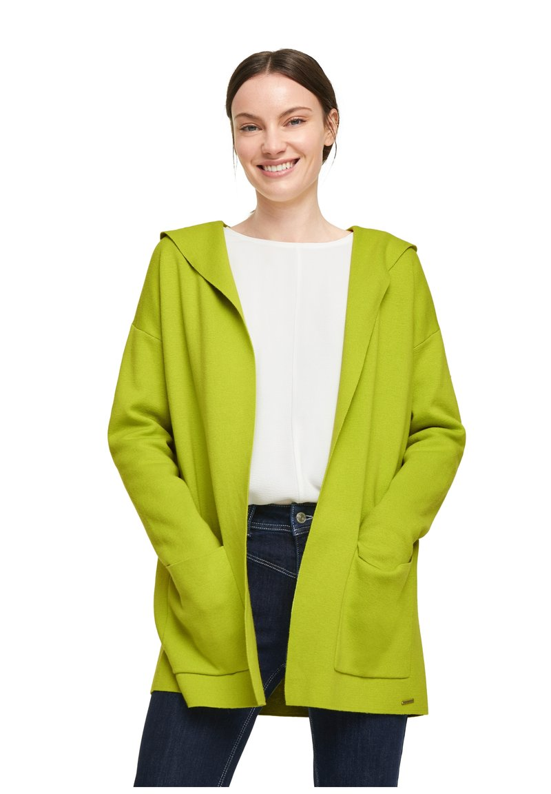 comma casual identity - Cardigan - lime