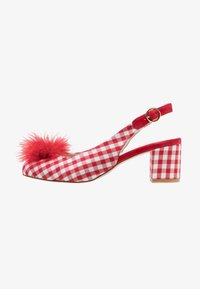 mint&berry - Classic heels - red - 1