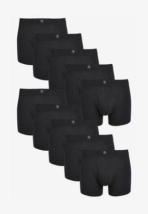 ESSENTIAL TEN PACK - Boxer  - black