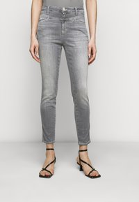 CLOSED - PUSHER - Jeans Skinny Fit - mid grey - 0