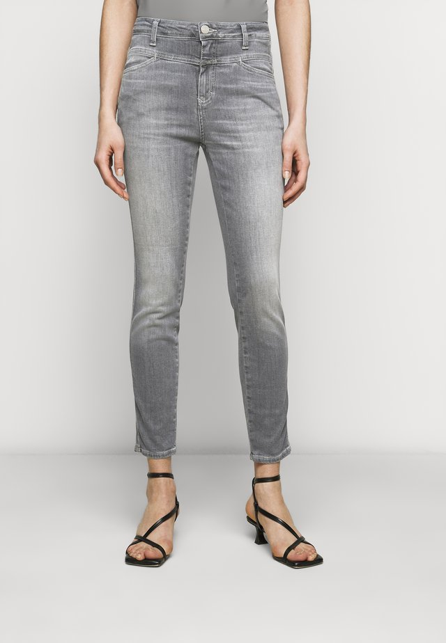 PUSHER - Jeans Skinny Fit - mid grey