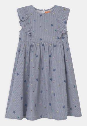 Denní šaty - indigo blue