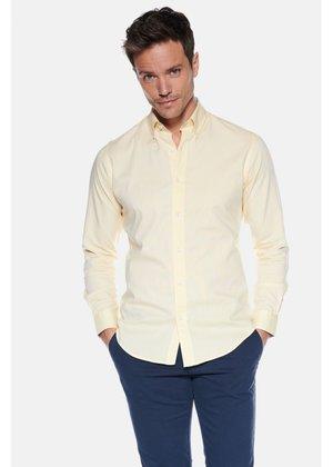 OXFORD-HEMD - Shirt - gelb