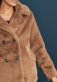 Next - Winter jacket - brown - 4