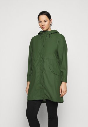 VMFRIDAYMUSIC COATED JACKET  - Impermeable - black forest