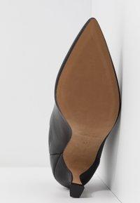 Bianca Di - Ankelstøvler - nero - 6