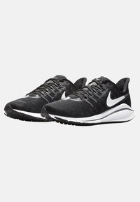 Nike Performance - AIR ZOOM VOMERO  - Neutral running shoes - black/dark grey/ white - 2