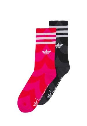 MARIMEK UNISEX 2 PACK - Ponožky - pink