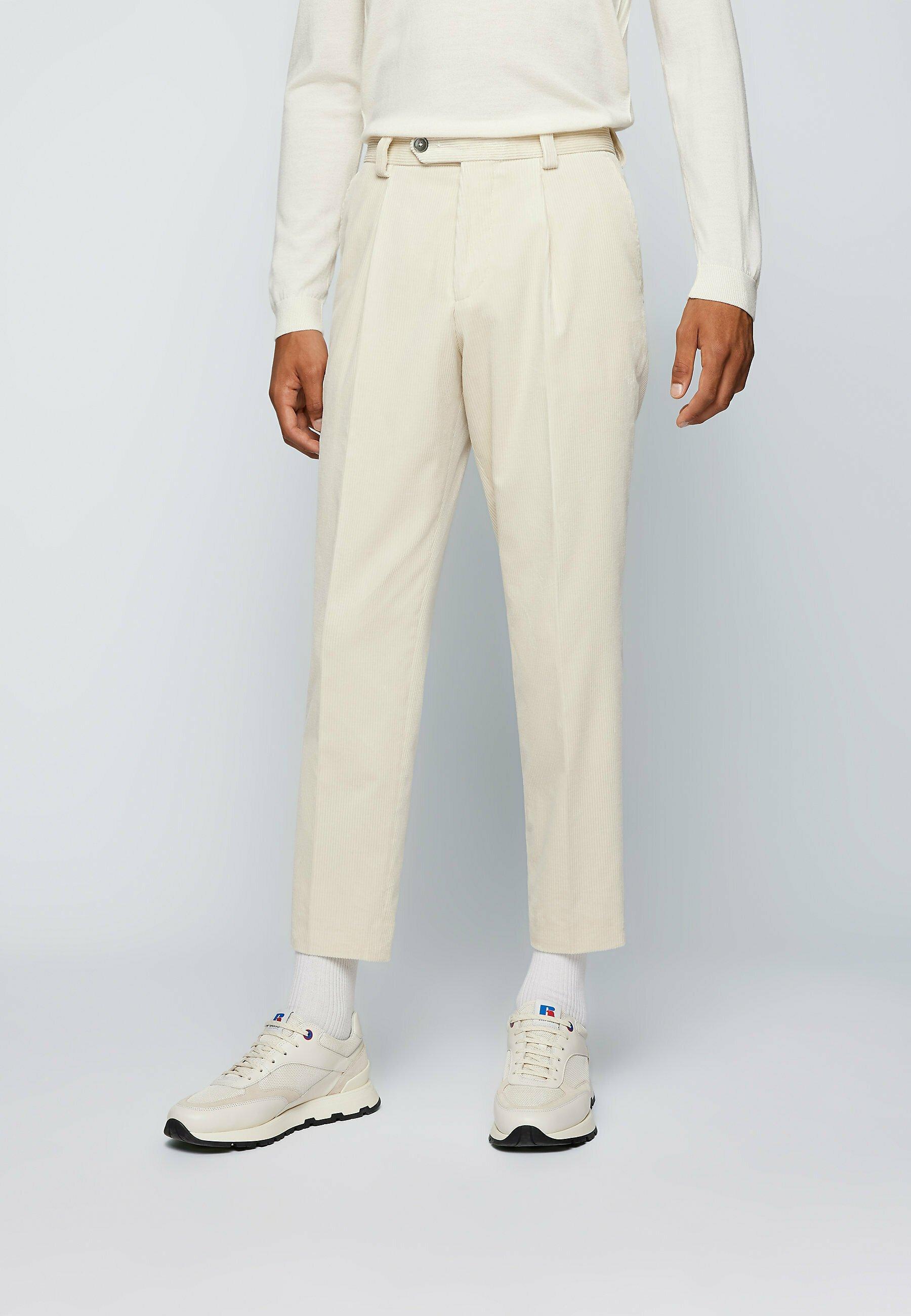 Uomo PERIN PLEAT - Pantaloni