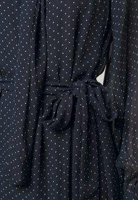 MICHAEL Michael Kors - PERFECTION DOTS DRESS - Maxi dress - dark blue - 5