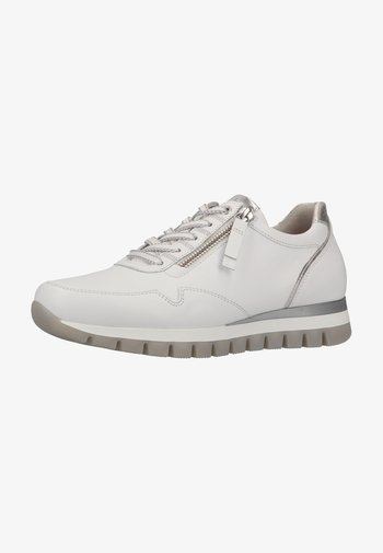 Sneakers laag - weiss