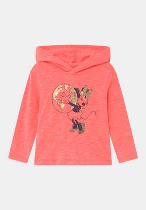TODDLER GIRL LOVE - Hoodie - mottled pink