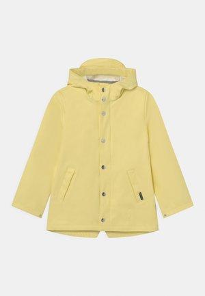 ELEPHANT MAN BIG UNISEX - Vodotěsná bunda - lemon yellow