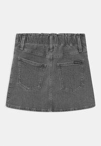 Calvin Klein Jeans - ELAS ALINE  - Minisukně - grey - 1