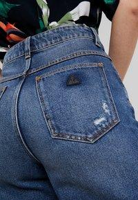 Abrand Jeans - JOSEPHINE SKRIVER A STREET ALINE - Flared Jeans - danish blue - 3