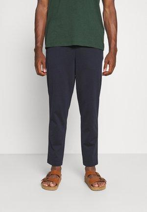 SLHSLIMTAPE JIM STRING FLEX - Pantaloni - navy blazer