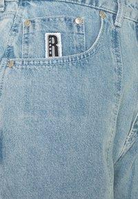 The Ragged Priest - STRAIGHT LEG COMBAT - Straight leg jeans - blue - 2