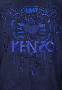 KENZO Homme - Dressing gown - navy - 2