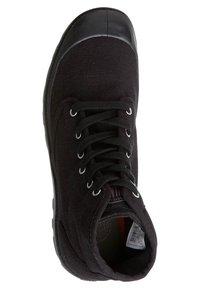 Palladium - PAMPA - Lace-up ankle boots - black - 6