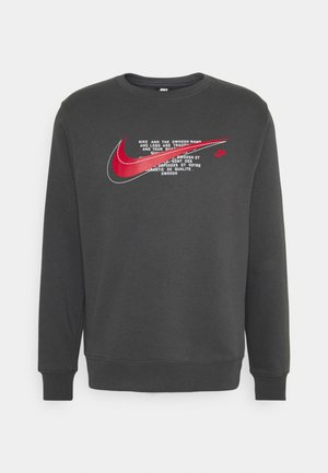 COURT CREW - Sweatshirt - anthracite