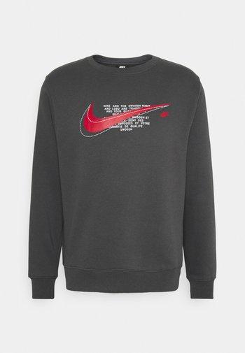 COURT CREW - Sweatshirt - anthracite