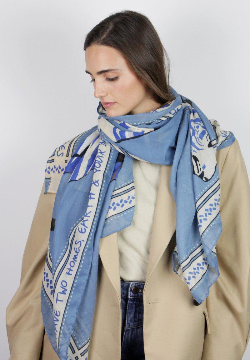 Codello - Scarf - blau