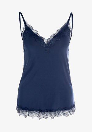 Linne - dark blue