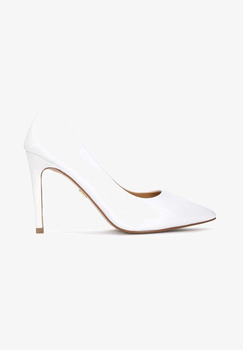 Kazar - JUNE - Zapatos altos - off white