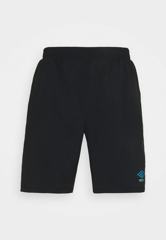 PRO TRAINING SHORT - Pantaloncini sportivi - black/carbon