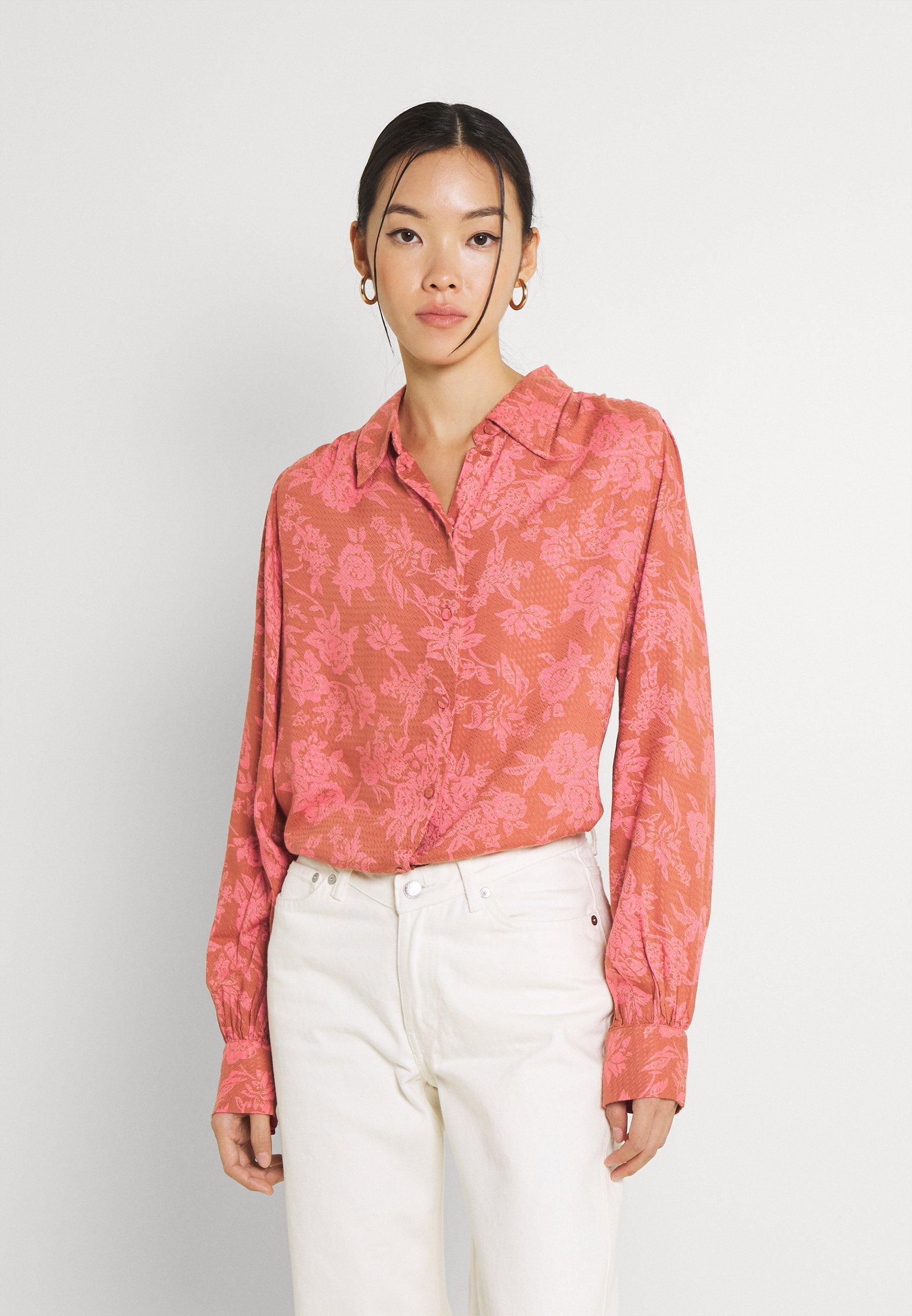 Women YASBEA SHIRT - Button-down blouse