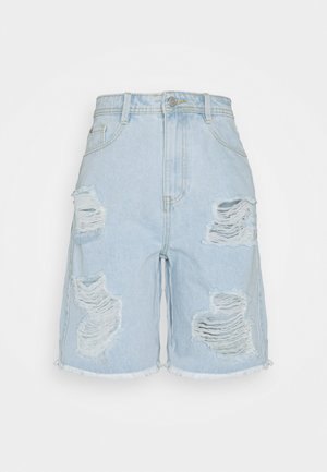 EXTREME RIP - Shorts di jeans - blue