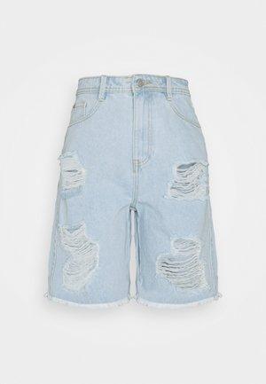 EXTREME RIP - Denim shorts - blue