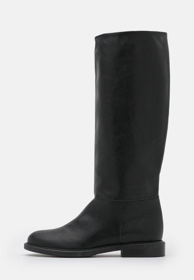 BOOT LISCIO - Boots - black
