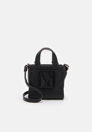 SMALL TOTE - Handbag - nero