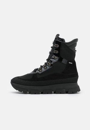 Winter boots - signe schwarz