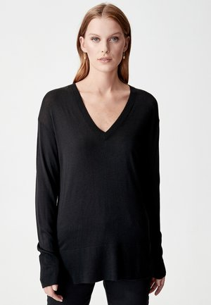ALLISION - Jumper - black