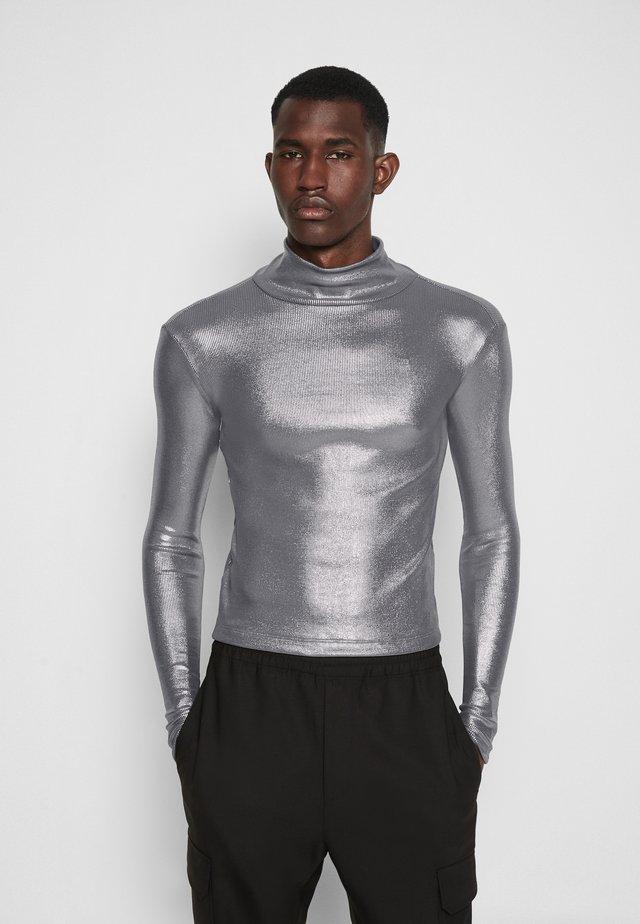 TURTLENECK UNISEX - Pullover - grey
