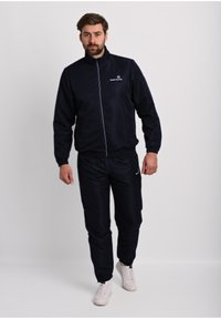 Sergio Tacchini - CARSON TRACKTOP - Training jacket - blue depths / blanc de blanc - 1