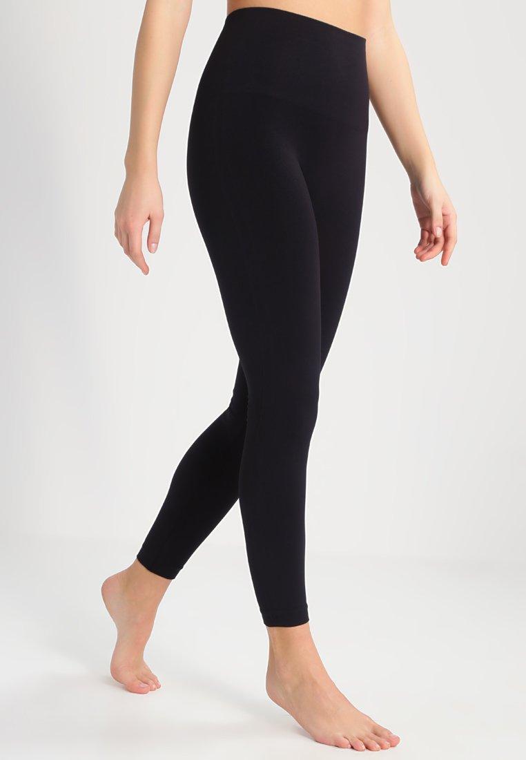 Spanx - Leggings - Stockings - very black